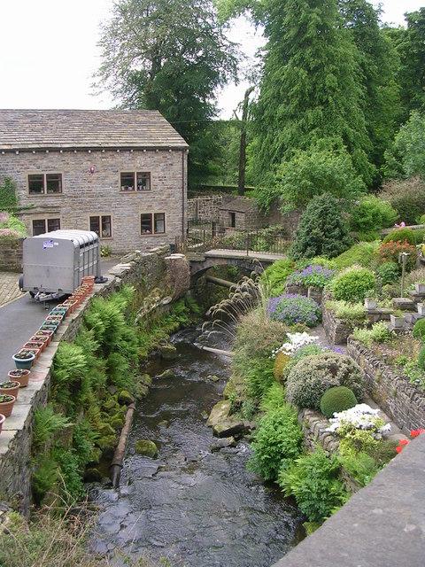 Hebble Brook - Mill Lane