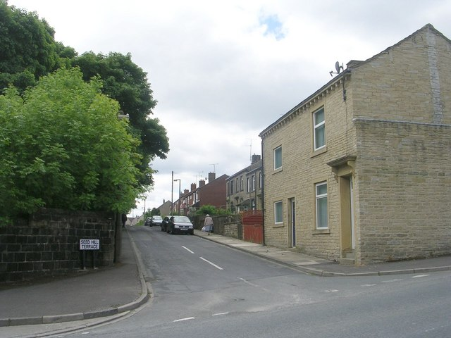 Seed Hill Terrace - Mill Lane