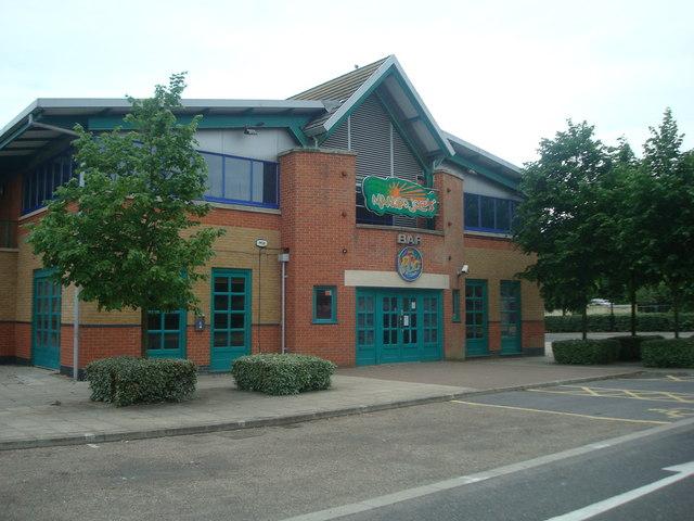 Mango Joe's bar, Medway Valley Leisure Park