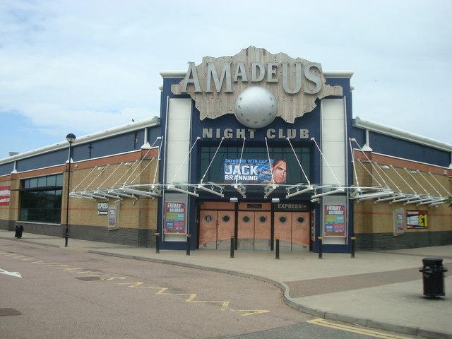 Amadeus Night Club, Medway Valley Leisure Park