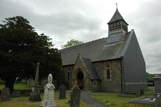 Trefeglwys Church
