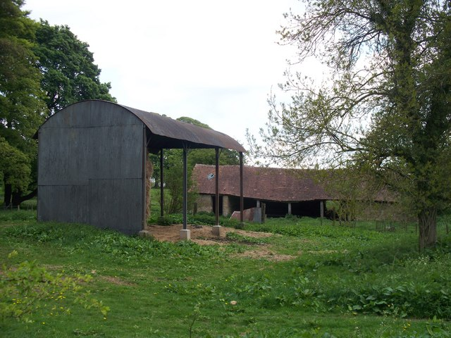 Barn at Dover's Hill