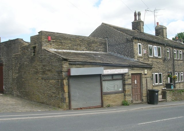 The Sandwich Box - Mill Lane
