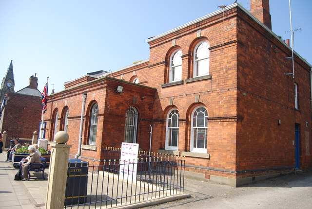 Filey police Station, Murray St