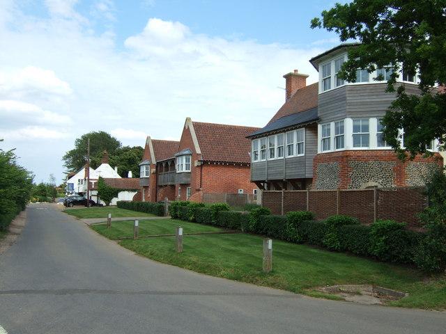 Ship Lane, Thornham, Norfolk