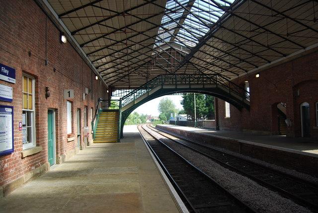 Filey Station