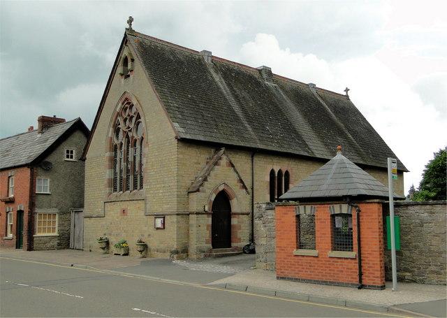 St Bedes, Kington