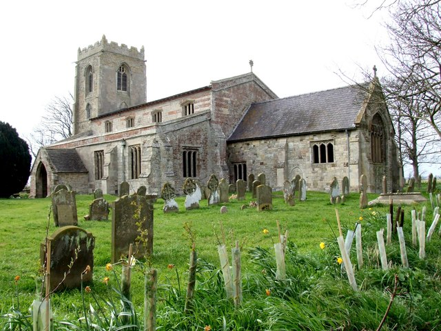 The Church of St Botolph, Skidbrooke