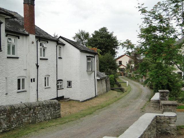 Tanyard Lane, Kington