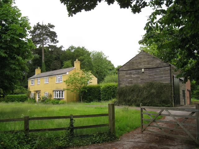 Chestnut Cottage, Lapworth Street