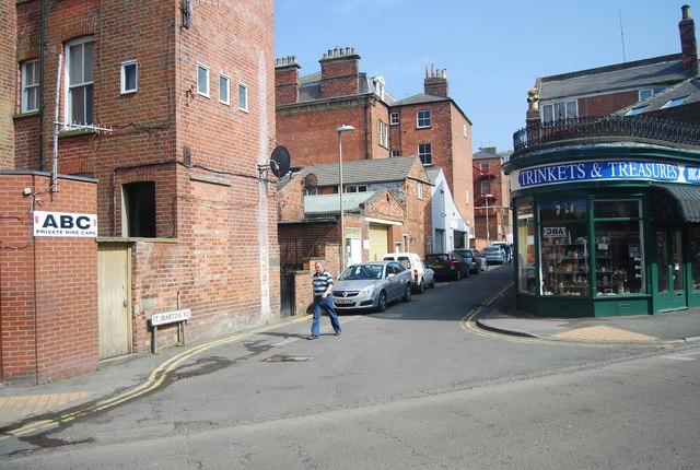 St Martin's Rd