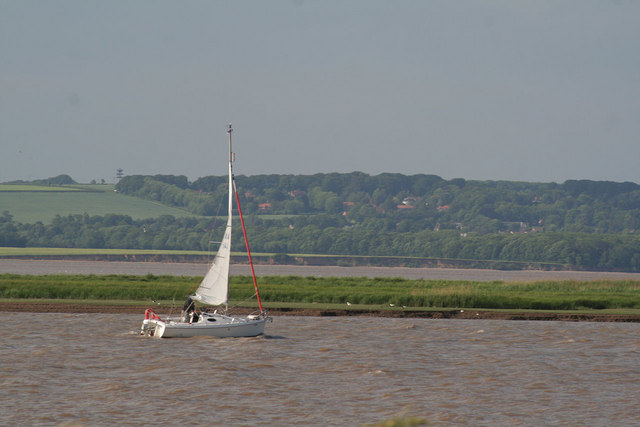 Sailing the South Channel