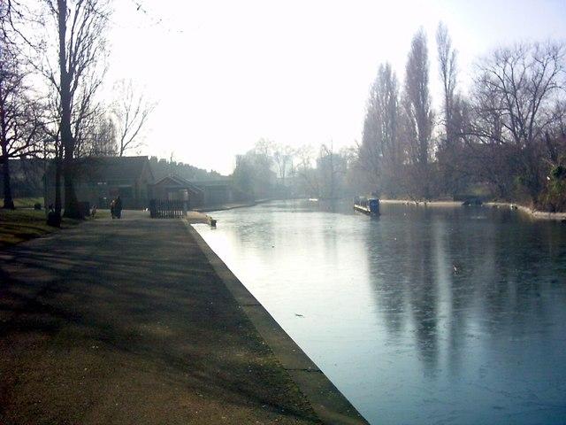 Barking Park Lake