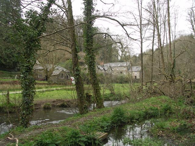 Cotehele Mill, nr. Saltash, Cornwall