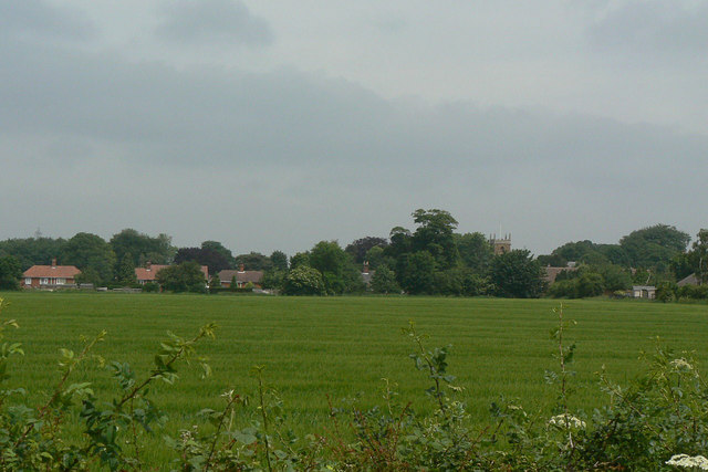 View from Swallow Lane