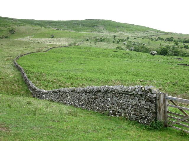 Follow the wall