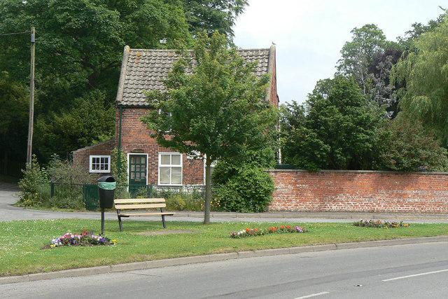 Wootton, a green corner