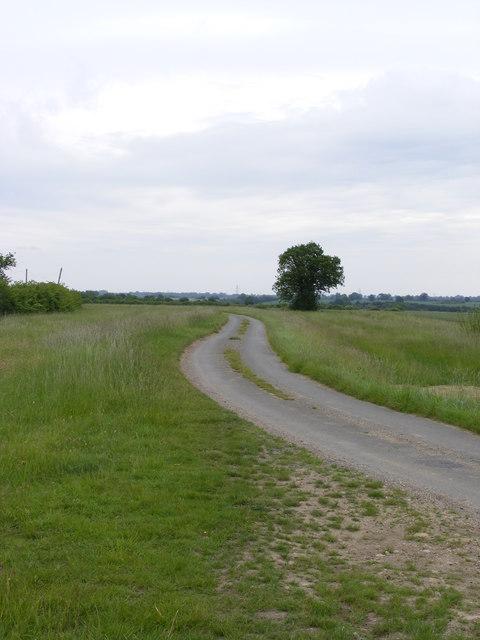 Road to Bush Farm