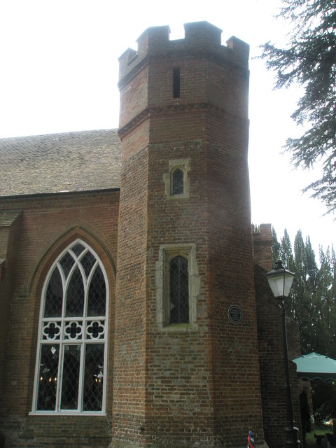 Chapel, Stansted Park: taken from the north-west