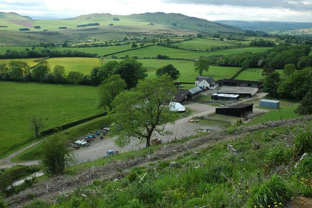 Gwernyrargllwyd Farm