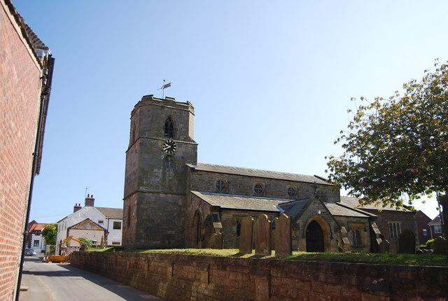 St Michael's Church, Bempton