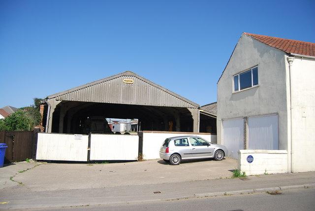 Farm barn, Bempton