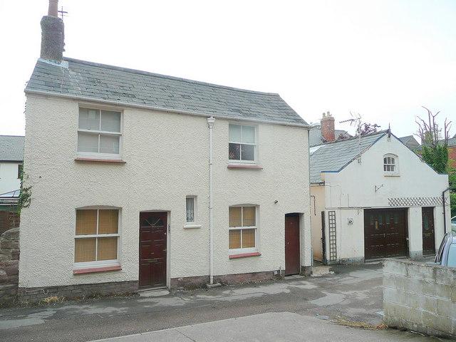 Cottages, Corpus Christi Lane, Ross-on-Wye