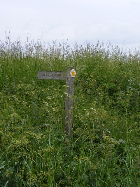 Footpath to Stubbs Green