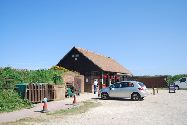 Visitors Centre, Bempton Cliffs RSPB Reserve