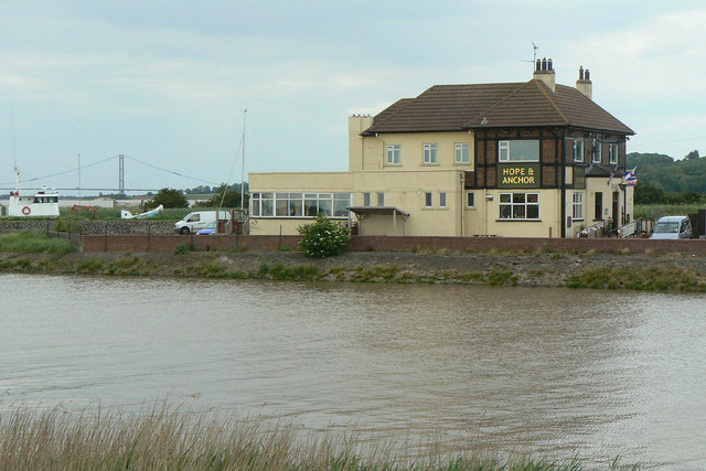 Hope and Anchor, Ferriby Sluice