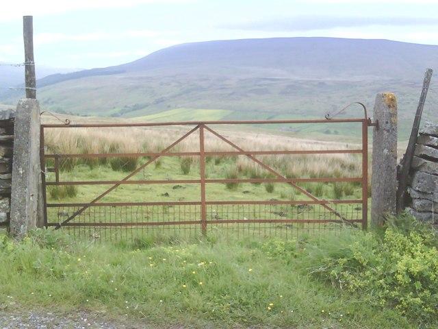 Garsdale Head, Coal Road gateway