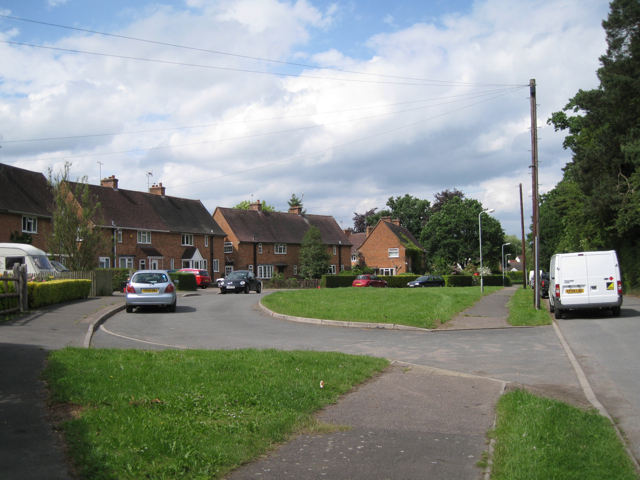Houses, Brome Hall Lane, Kingswood