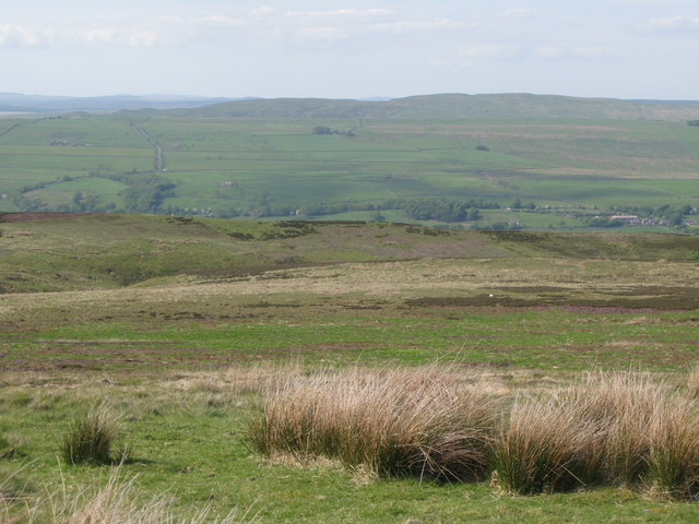 Panorama from the currick on Curricks Rigg (1: NNW - Winshields Crags)