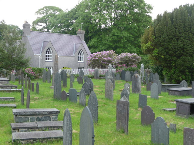 Pretty cottage in Llanystumdwy