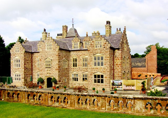 Plas Coch, Isle of Anglesey