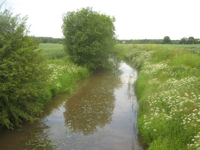Tenterden Sewer - looking upstream