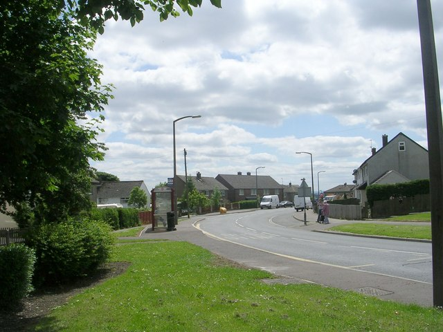 Mixenden Road - Clough Lane