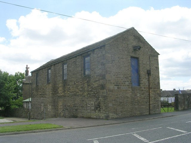Mill - Clough Lane