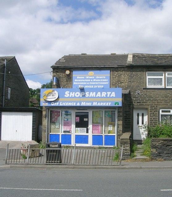 Shopsmarta Off Licence - Clough Lane