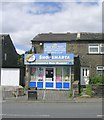 SE0528 : Shopsmarta Off Licence - Clough Lane by Betty Longbottom