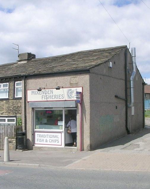Mixenden Fisheries - Clough Lane