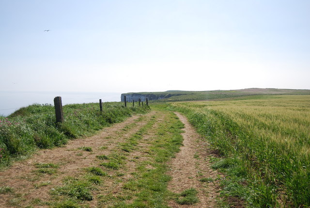 Headland Way eastward