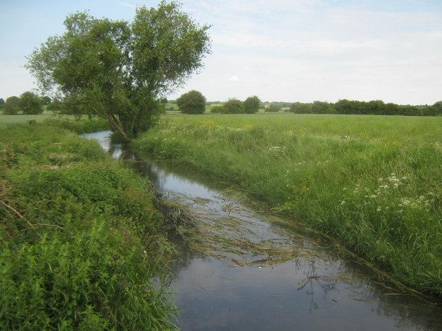 Cradlebridge Sewer - looking upstream