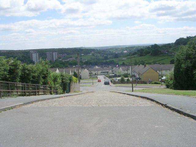Clough Bank - Clough Lane