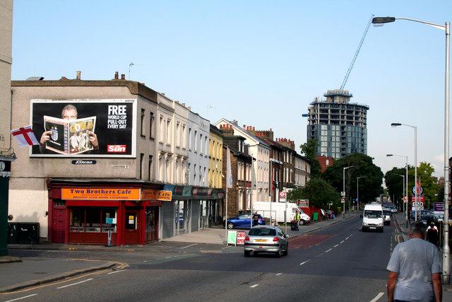 Croydon:  St. James' Road