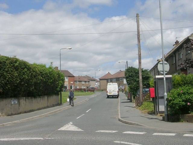 Hambleton Drive - Clough Lane