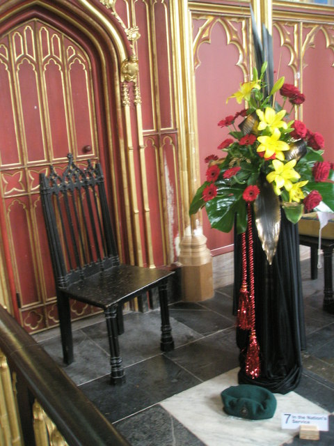Chapel, Stansted Park- Bishop's Chair