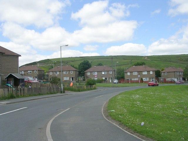 Hunter Hill Road - Clough Lane