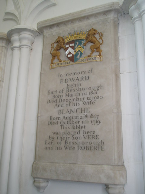 Chapel, Stansted Park- memorial (4)