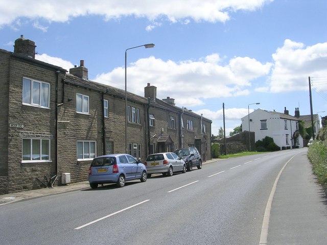 Moor End - Moor End Road